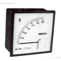 AC voltmeter and ammeter