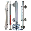 magnetic float level meter